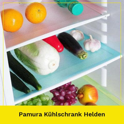 Pamura Kühlschrank Helden Gripps Kühlschrankmatten