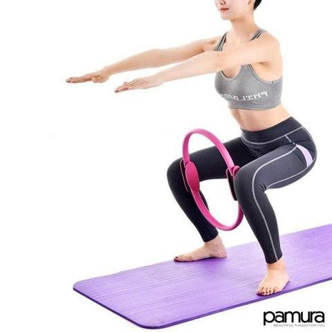 be yoga ring pamura